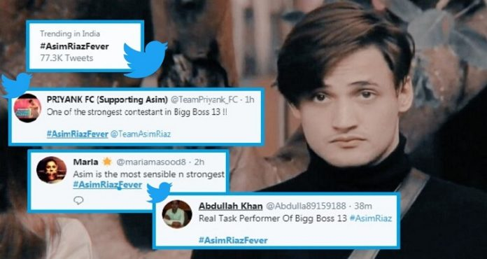 Bigg Boss 13: Tweeple pours love for Asim Riaz, as he decodes Shehnaz Gill