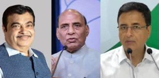 Ayodhya Verdict: Nitin Gadkari, Rajnath Singh, Randeep Surjewala, others welcome SC ruling
