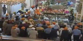 550th Parkash Purb: President Ram Nath Kovind pays obeisance at Ber Sahib Gurudwara in Sultanpur Lodhi