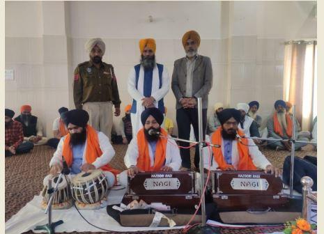 SGPC Amritsar Central Jail 550th Prakash Purab Dedicated Gurmat Event
