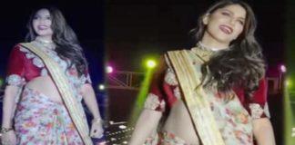 Sapna Chaudhary Dance Video Viral