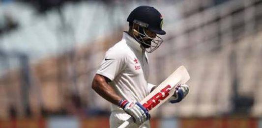 IND vs BAN 1st Test Day 2: Virat Kohli goes for Duck, India at 152/3