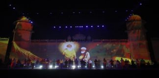 550th Parkash Purb: Huge response to Light and Sound show organised by SGPC in Sultanpur Lodhi [VIDEO]