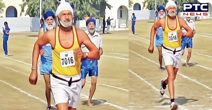 78-year-old Baksheesh won gold in 1500m race, heart-attack Due Death
