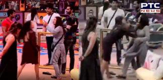 Bigg Boss 13: Himanshi Khurana pushes Shehnaz Gill, massive fight erupts