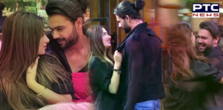 Bigg Boss 13: Mahira Sharma romance with Vishal Aditya Singh while Paras Chhabra directs the film [VIDEO]