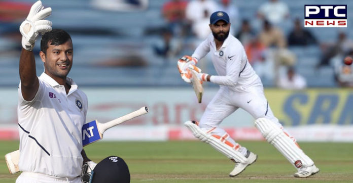 IND vs BAN 1st Test Day 2: Mayank Agarwal helps India gain massive lead of 343 runs