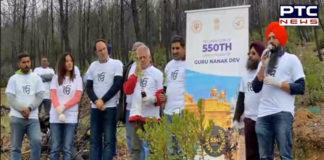 Embassy of India in Lisbon commemorates 550th birth anniversary of Sri Guru Nanak Dev Ji [VIDEO]