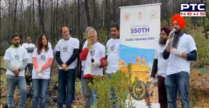 Embassy of India in Lisbon commemorates 550th birth anniversary of Sri Guru Nanak Dev Ji [VIDEO]