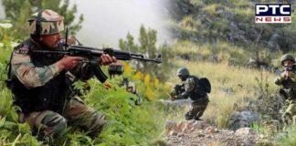 Jammu and Kashmir: Pakistan shells forward posts along LoC in Rajouri