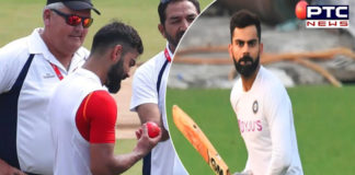 "India vs Bangladesh: ""Pink ball test is a challenge for us"", says Virat Kohli on first day-night Test match"