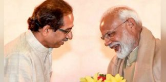 PM Narendra Modi congratulates Uddhav Thackeray for taking oath as Maharashtra CM