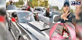 Chandigarh: Punjabi singer Karan Aujla in trouble for violating traffic rules on Airport road