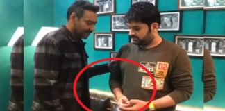 Ajay Devgn bribes Kapil Sharma to promote Tanhaji: The Unsung Warrior [VIDEO]