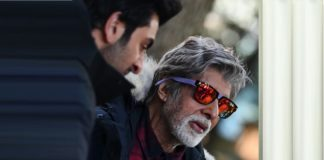 Amitabh Bachchan shoots in Manali for 'Brahmastra'