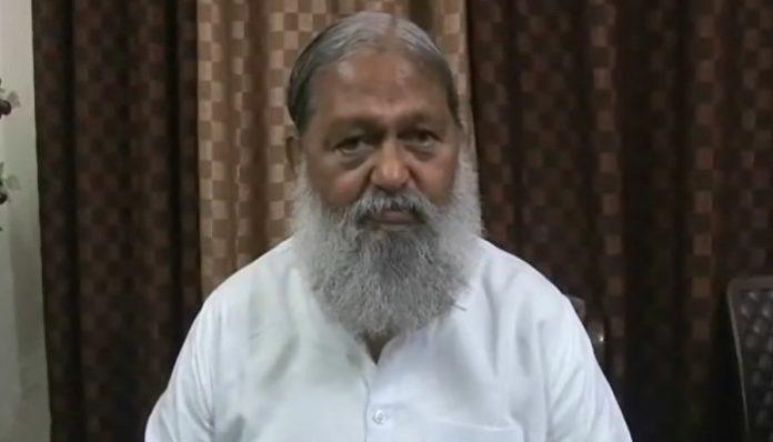 Cabinet Minister Anil Vij On CAA