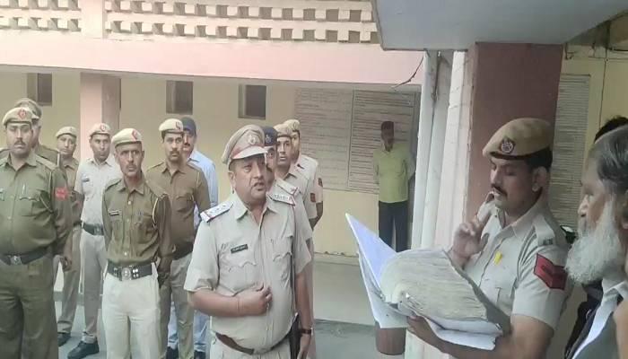 Home Minister Anil vij revoke woman asi suspension order