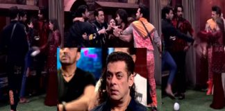 Bigg Boss 13: Rashmi Desai, Siddharth Shukla get into physical fight, Salman Khan wants to quit