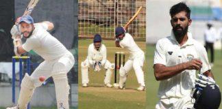 Ranji Trophy, Chandigarh vs Meghalaya: Raman Bishnoi, Ankit Kaushik smash tons, skipper Manan Vohra missed century
