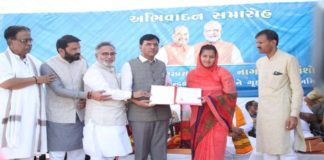 7 Pakistani Refugees given Indian Citizenship