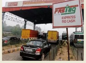 today toll plazas FastTag required for vehicles , long lines , People upset