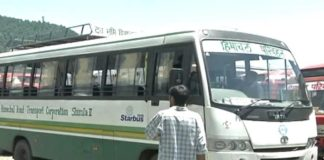 HRTC Seven more new bus routes approved in himachal