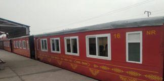 "Introduction of a new Train ""Him Darshan Express"" between Kalka-Shimla"