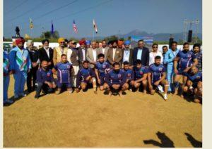 International Kabaddi Tournament 2019 : Canada and India teams Arrived Final