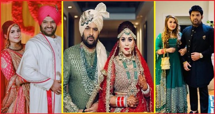 Kapil Sharma, wife Ginni Chatrath celebrate first anniversary with their little angel