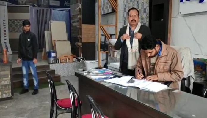 Loot at Gunpoint in Gurugram