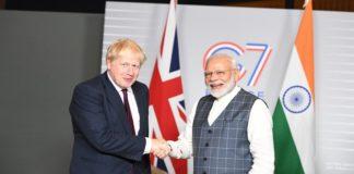 PM Narendra Modi congratulates Boris Johnson for thumping victory in UK election 2019