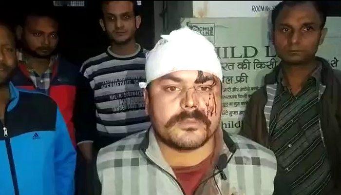 Policeman Beaten 4