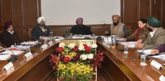 Cabinet approves Punjab Advocates Welfare Fund Rules 2019