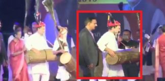 Chhattisgarh: Rahul Gandhi participates in National Tribal Dance Festival [VIDEO]