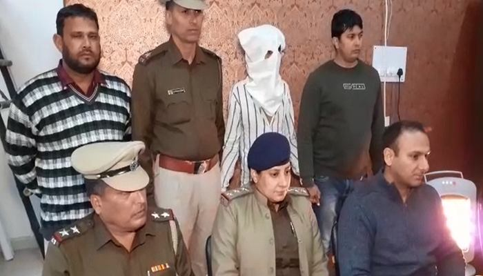 man arrested for raping minor in nuh of Haryana