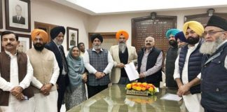 SAD demands case be registered against Jalalpur for Takthu Majra political murder
