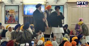 Sukhbir Singh Badal Shiromani Akali Dal president After Delegate Session Addressing