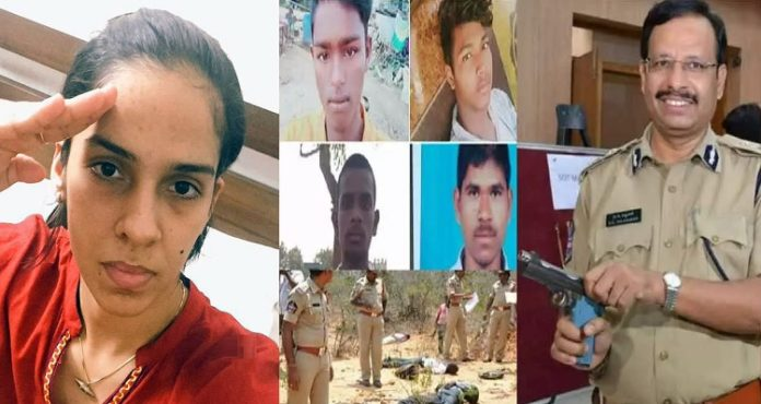 We salute you: Saina Nehwal lauds Hyderabad Police for encounter