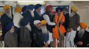 Sukhbir Singh Badal Shiromani Akali Dal President In Delegate Session