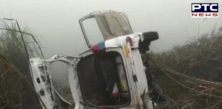 Six including 2 minor dead as car falls into canal due to dense fog in Greater Noida