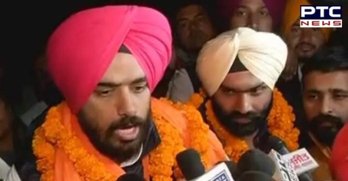 Punjab Youth Congress President Barinder Dhillon Stop Appointment