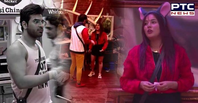 Bigg Boss 13: Shehnaz Gill cries as Paras Chhabra gives priority to Mahira Sharma