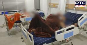 Moga-Ferozepur Road Village Duneke Bullet Fire One young man Death
