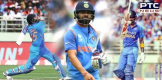 India vs West Indies 2nd T20: Virat Kohli goes for duck, Rohit Sharma, KL Rahul smash tons