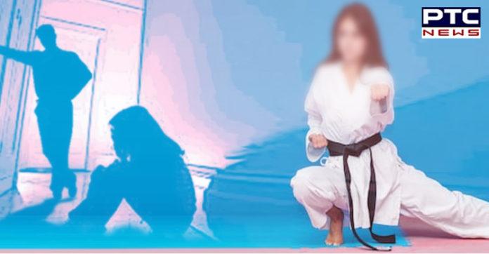 West Bengal train Coming Karate player Girl Rape In Derabassi Hotel