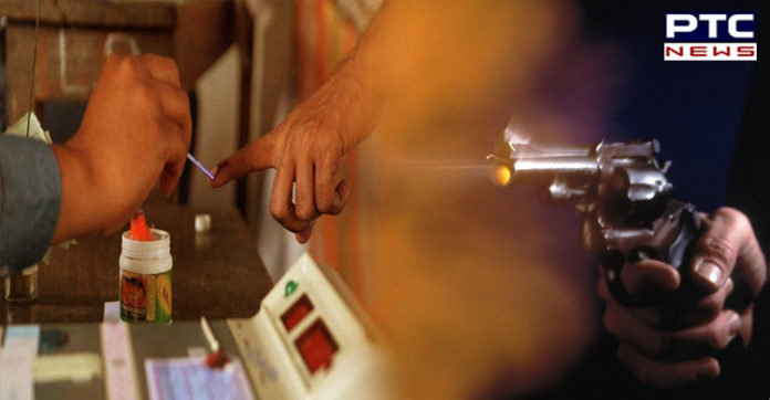 Jharkhand Election 2019 : Open Firing at Sisai Booth ,1 Killed, 2 Injured