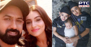 Punjabi Actor Gippy Grewal Wife third son Gave birth