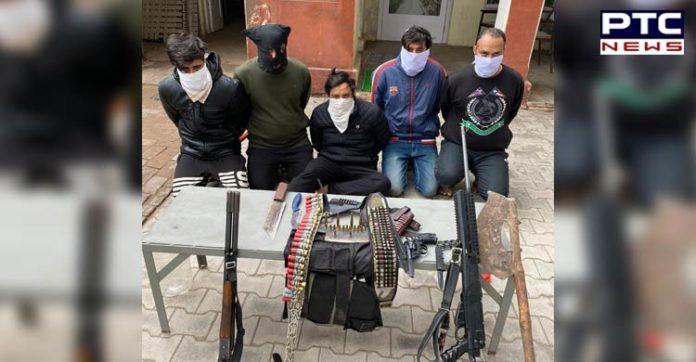 Bhagwanpuria Jaggu And Bishnoi Gang Related Gangster Parminder Pindri Arrested