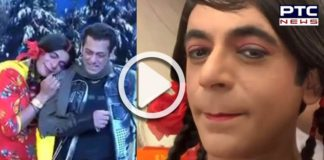 Bigg Boss 13: Sunil Grover aka Gutthi returns, romances Salman Khan [VIDEO]
