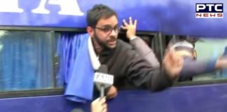 CAA protests: Former JNU student and activist Umar Khalid detained by Delhi Police